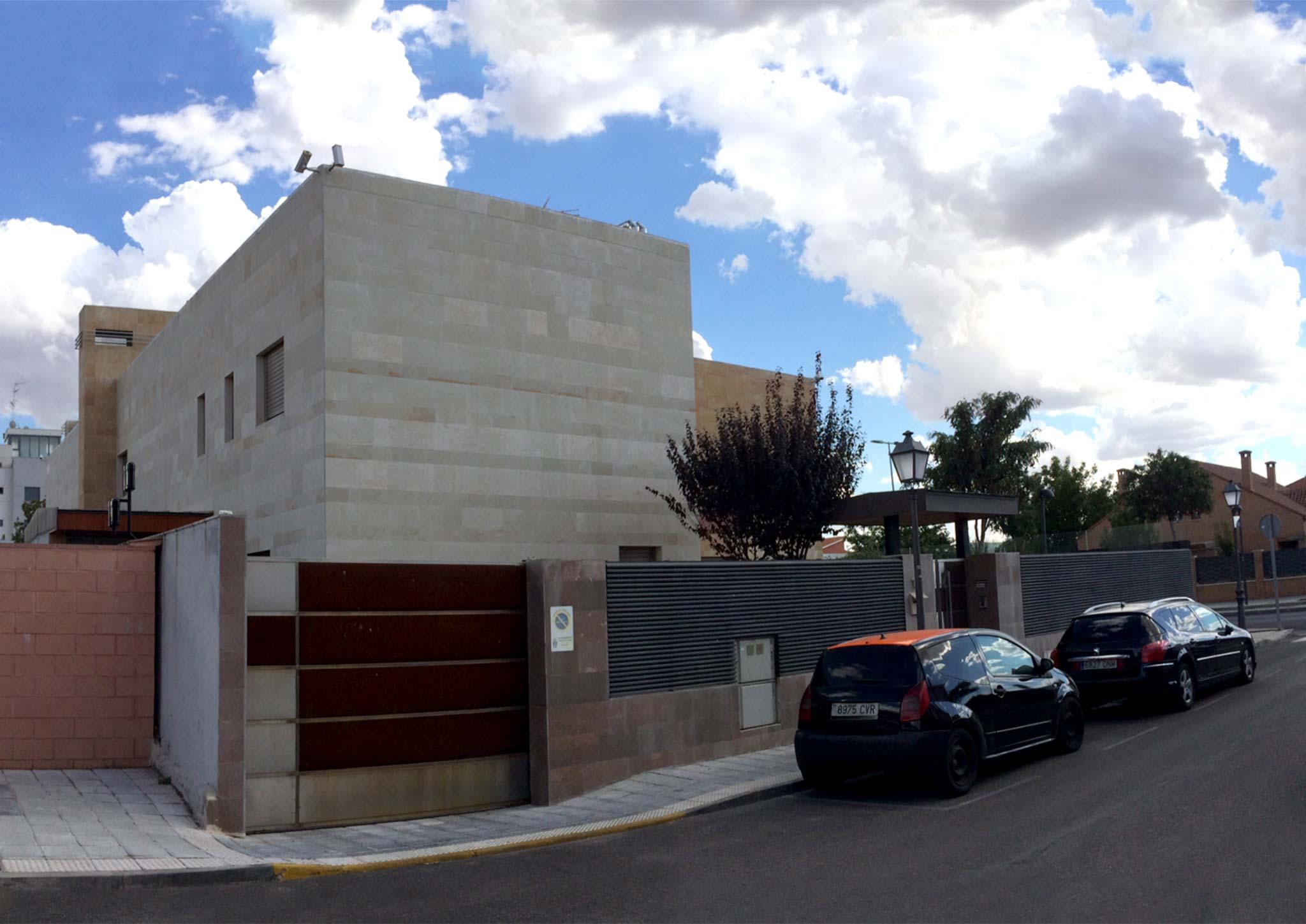 Casas azuqueca de henares good calle vicente alexandre - Chalet en azuqueca de henares ...
