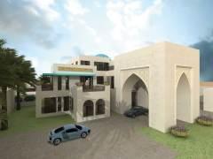 VILLA MR. MOHAMED -ABU DHABI